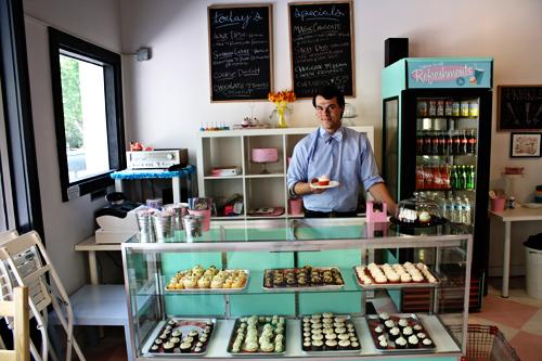 New Cupcake Shop